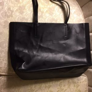 Calvin Klein tote bag with strap large.